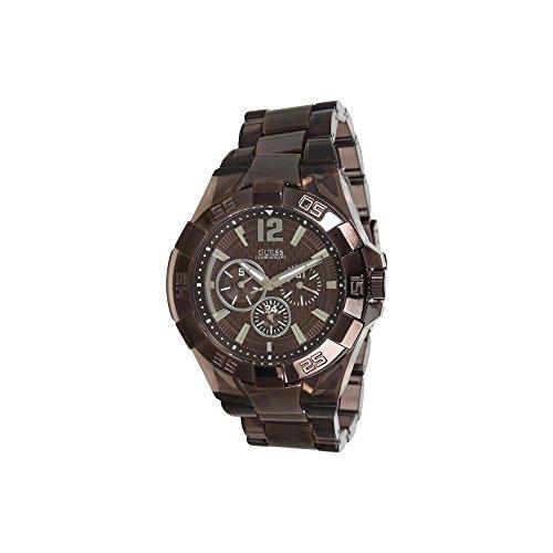 ゲス GUESS 腕時計 メンズ U0042G2 【送料無料】Guess Mens Watch - U0042G2 Brownゲス GUESS 腕時計 メンズ U0042G2