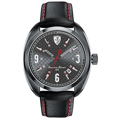 フェラーリ 腕時計 メンズ 830207 Ferrari Mens Scuderia Analog Dress Quartz Watch (Imported) 0830207フェラーリ 腕時計 メンズ 830207
