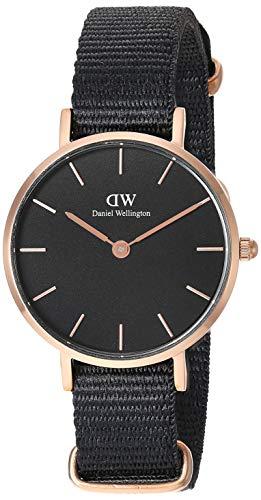 ダニエルウェリントン 腕時計 メンズ DW00100247 Daniel Wellington Classic Petite Cornwall in Black 28mmダニエルウェリントン 腕時計 メンズ DW00100247