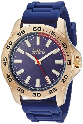 インヴィクタ インビクタ プロダイバー 腕時計 メンズ 21942 【送料無料】Invicta Men's Pro Diver Stainless Steel Quartz Watch with Silicone Strap, Blue, 0.8 (Model: 21942)インヴィクタ インビクタ プロダイバー 腕時計 メンズ 21942