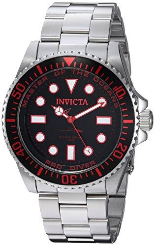 インヴィクタ インビクタ プロダイバー 腕時計 メンズ 20121 Invicta Men's 20121 Pro Diver Analog Display Swiss Quartz Silver Watchインヴィクタ インビクタ プロダイバー 腕時計 メンズ 20121