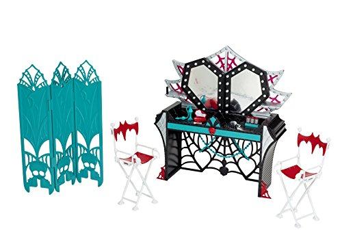 モンスターハイ 人形 ドール BDD90 【送料無料】Monster High Frights, Camera, Action! Dressing Room Playsetモンスターハイ 人形 ドール BDD90