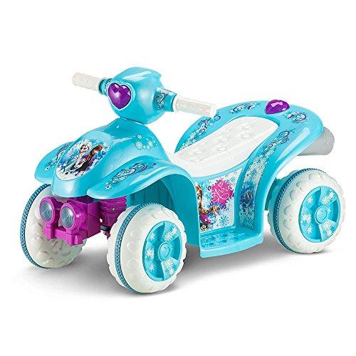 アナと雪の女王 アナ雪 ディズニープリンセス フローズン KidTrax Toddlers' Disney Frozen 6V Quad Ride-On by Kid Traxアナと雪の女王 アナ雪 ディズニープリンセス フローズン