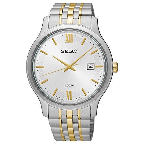 セイコー 腕時計 メンズ SUR223 Seiko Men's Two Tone Special Value Stainless Steel Bracelet Watch SUR223セイコー 腕時計 メンズ SUR223