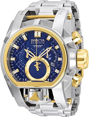 腕時計 インヴィクタ インビクタ リザーブ メンズ 25205 【送料無料】Invicta Men's Reserve Quartz Watch with Stainless Steel Strap, Silver, 37 (Model: 25205)腕時計 インヴィクタ インビクタ リザーブ メンズ 25205