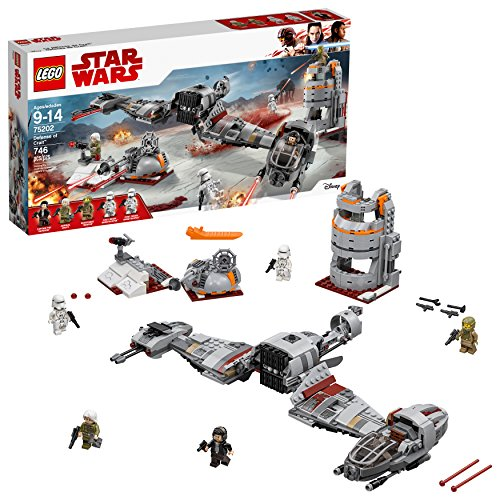 レゴ スターウォーズ 6212564 LEGO Star Wars: The Last Jedi Defense of Crait 75202 Building Kit (746 Piece)レゴ スターウォーズ 6212564