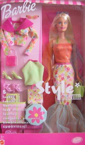 バービー バービー人形 バービースタイル 55687 Barbie Style Boulevard Dollバービー バービー人形 バービースタイル 55687