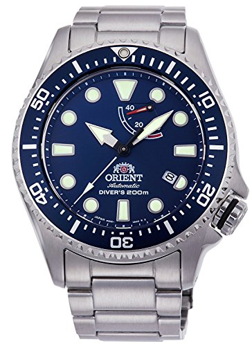 オリエント 腕時計 メンズ 【送料無料】ORIENT JIS Standard-Compliant Scuba Diving for The 200m Waterproof Full-Scale Diver Mechanical Watches RA-EL0002L Men'sオリエント 腕時計 メンズ