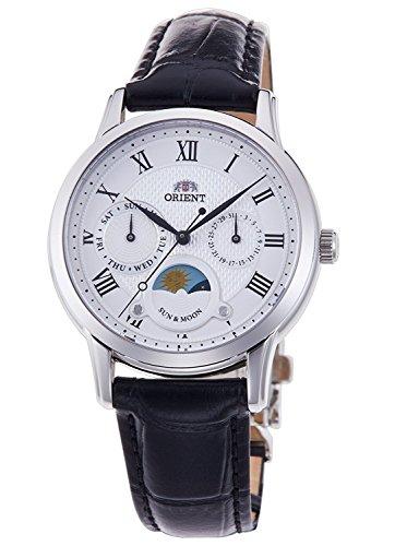 オリエント 腕時計 レディース ORIENT classic SUN and MOON quartz watch RN-KA0003S Ladiesオリエント 腕時計 レディース