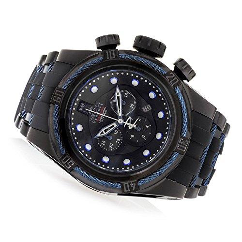 インヴィクタ インビクタ リザーブ 腕時計 メンズ 【送料無料】Invicta Reserve JT Bolt Zeus Ltd Ed Men's 53mm Swiss Quartz Chronograph Strap Watch (25231)インヴィクタ インビクタ リザーブ 腕時計 メンズ