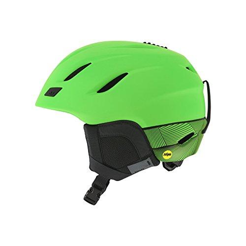 スノーボード ウィンタースポーツ 海外モデル ヨーロッパモデル アメリカモデル Nine MIPS Helmet Giro NINE MIPS Snowboard Ski Helmet Matte Bright Green Smallスノーボード ウィンタースポーツ 海外モデル ヨーロッパモデル アメリカモデル Nine MIPS Helmet