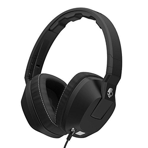 海外輸入ヘッドホン ヘッドフォン イヤホン 海外 輸入 S6SCDZ-003 Skullcandy Crusher Headphones with Built-in Amplifier and Mic, Black海外輸入ヘッドホン ヘッドフォン イヤホン 海外 輸入 S6SCDZ-003