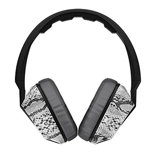 海外輸入ヘッドホン ヘッドフォン イヤホン 海外 輸入 SGSCFY-103 Skullcandy Crusher Headphones with Built-in Amplifier and Mic, Koston Snake海外輸入ヘッドホン ヘッドフォン イヤホン 海外 輸入 SGSCFY-103