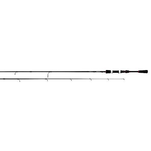 リール Daiwa ダイワ 釣り道具 フィッシング LAG661MFS Daiwa LAG661MFS 6.5-Foot Laguna Spinning Rod 6 to 15-Pound Line Weight, Fast Action, No. 7 Guides, Black Finishリール Daiwa ダイワ 釣り道具 フィッシング LAG661MFS