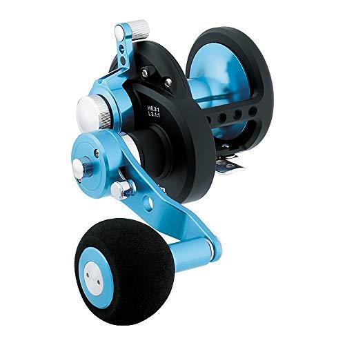 リール Daiwa ダイワ 釣り道具 フィッシング 0001-2782 Daiwa STTLD40-2SPD Saltist 2-Speed Conventional Lever Drag Reel, Blue Finishリール Daiwa ダイワ 釣り道具 フィッシング 0001-2782