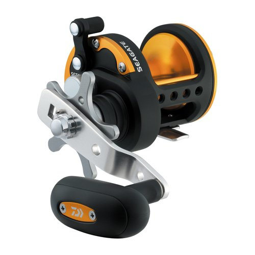 リール Daiwa ダイワ 釣り道具 フィッシング SGT40H Daiwa SGT40H Seagate Star Drag Saltwater Reel, 40, 6.4: 1 Gear Ratio, 6CRBB, 1RB Bearings, 19.80 lb Max Drag, Right Handリール Daiwa ダイワ 釣り道具 フィッシング SGT40H