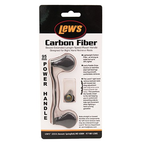 リール Lew's Fishing Lews Fishing 釣り道具 フィッシング CFH95B 【送料無料】Lews Fishing CFH95B Bowed 95mm Replacment Handles, Carbon Fiberリール Lew's Fishing Lews Fishing 釣り道具 フィッシング CFH95B