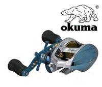 リール Okuma オクマ 釣り道具 フィッシング Okuma Cedros CJ-273LX Low Profile Baitcast Reel - Left-Handリール Okuma オクマ 釣り道具 フィッシング