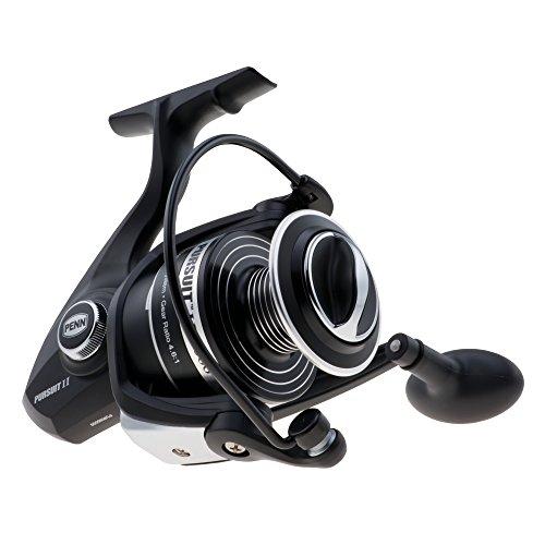 リール ペン Penn 釣り道具 フィッシング PURII6000 Penn Pursuit II Spinning Fishing Reelリール ペン Penn 釣り道具 フィッシング PURII6000