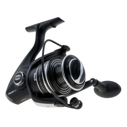 リール ペン Penn 釣り道具 フィッシング PURII5000 Penn Pursuit II Spinning Fishing Reelリール ペン Penn 釣り道具 フィッシング PURII5000