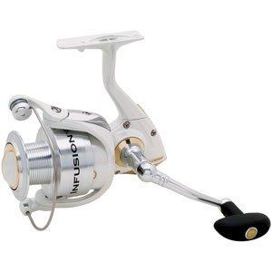 リール Pflueger 釣り道具 フィッシング Infusion SS 10lb Spinning Reelリール Pflueger 釣り道具 フィッシング