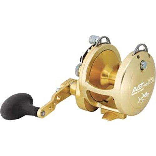 リール AVET 釣り道具 フィッシング LX6/3-G Avet H6.0:1, Gold, 350 yd/30 lbリール AVET 釣り道具 フィッシング LX6/3-G