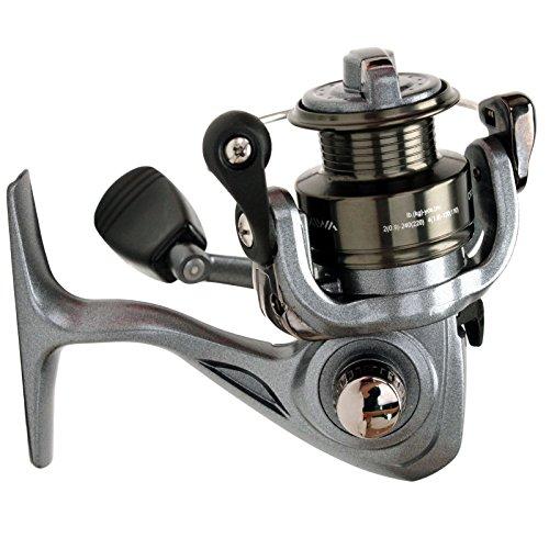 リール Daiwa ダイワ 釣り道具 フィッシング CF3000-3Bi Daiwa Crossfire Front Drag Spinning Fishing Reel (Grey, 3000)リール Daiwa ダイワ 釣り道具 フィッシング CF3000-3Bi
