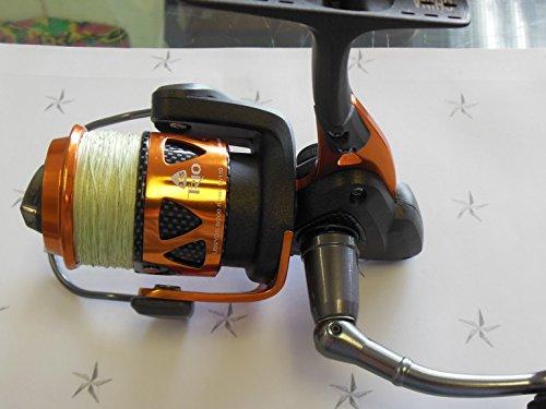 リール Okuma オクマ 釣り道具 フィッシング Trio High Speed Spinning Reel, 9BB + 1RB, 6.0:1 Ratio, Graphite Arbor & Alum Lip Spoolリール Okuma オクマ 釣り道具 フィッシング