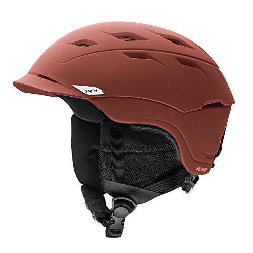 スノーボード ウィンタースポーツ 海外モデル ヨーロッパモデル アメリカモデル Smith Smith Optics Adult Variance Ski Snowmobile Helmet - Matte Adobe/Mediumスノーボード ウィンタースポーツ 海外モデル ヨーロッパモデル アメリカモデル Smith
