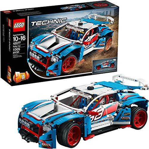 レゴ テクニックシリーズ 6213701 LEGO Technic Rally Car 42077 Building Kit (1005 Pieces)レゴ テクニックシリーズ 6213701