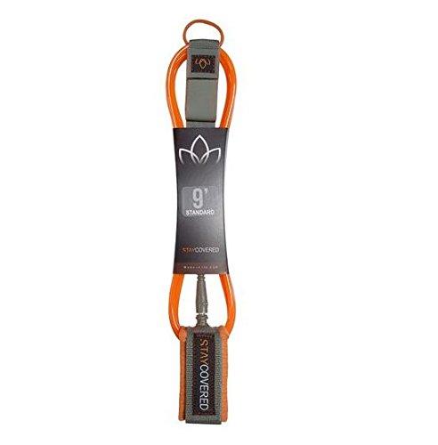サーフィン リーシュコード マリンスポーツ 【送料無料】Stay Covered Surf Leash Basic (Choose Color and Size) (Orange, 7')サーフィン リーシュコード マリンスポーツ