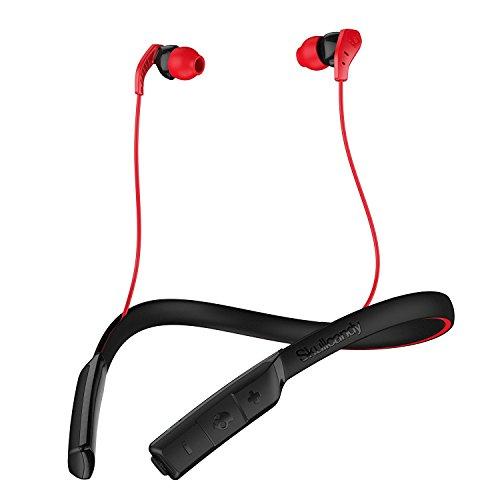 海外輸入ヘッドホン ヘッドフォン イヤホン 海外 輸入 S2CDW-K605 Skullcandy Method Bluetooth Wireless Sweat-Resistant Sport Earbuds with Microphone, Secure Around-The-Neck Collar, 9-Hour Rech海外輸入ヘッドホン ヘッドフォン イヤホン 海外 輸入 S2CDW-K605