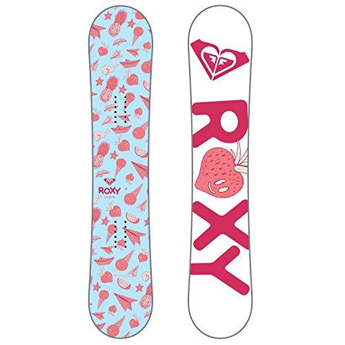 スノーボード ウィンタースポーツ ロクシー 2017年モデル2018年モデル多数 【送料無料】Roxy Inspire Girls Banana Snowboard - 2018 - Youth (117 cm)スノーボード ウィンタースポーツ ロクシー 2017年モデル2018年モデル多数