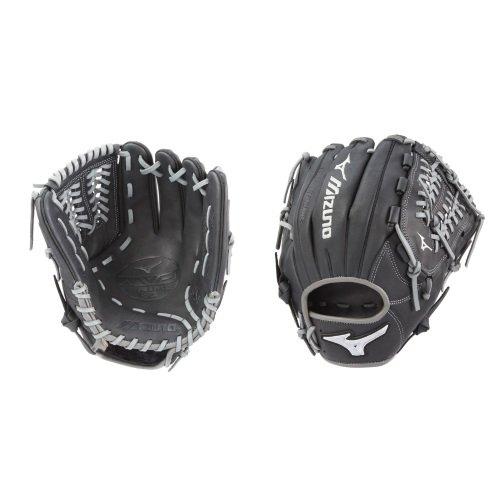 グローブ 内野手用ミット ミズノ 野球 ベースボール 312507 Mizuno MVP Prime SE GMVP1175PSE6 Infield Model Gloves, Black/Smokeグローブ 内野手用ミット ミズノ 野球 ベースボール 312507