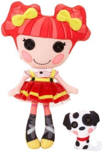 ララループシー 人形 ドール 【送料無料】Lalaloopsy Soft Doll - Ember Flicker Flame by Lalaloopsyララループシー 人形 ドール
