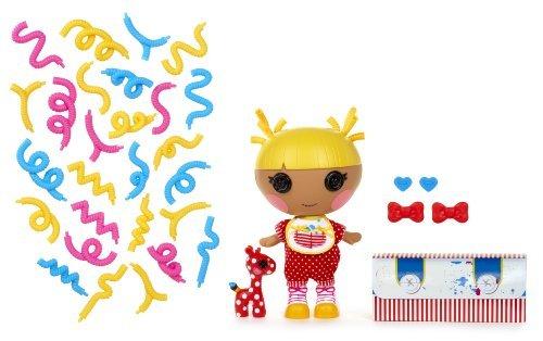 ララループシー 人形 ドール Lalaloopsy Littles Silly Hair Doll - Scribbles Splash by Lalaloopsyララループシー 人形 ドール