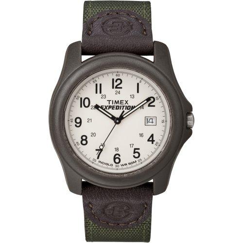 タイメックス 腕時計 レディース 38200 The Amazing Quality Timex Expedition Unisex Camper Brown/Olive Greenタイメックス 腕時計 レディース 38200