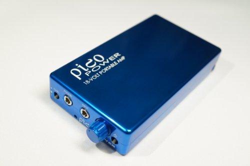 海外輸入ヘッドホン ヘッドフォン イヤホン 海外 輸入 Pico Power Blue HeadAmp Pico Power Portable Headphone Amp Blue海外輸入ヘッドホン ヘッドフォン イヤホン 海外 輸入 Pico Power Blue