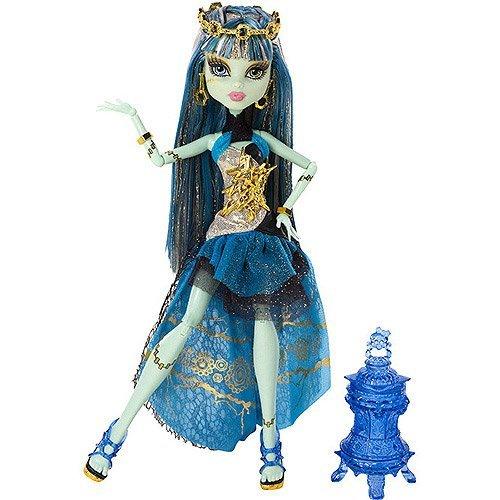 モンスターハイ 人形 ドール 【送料無料】Monster High 13 Wishes Haunt the Casbah Frankie Sモンスターハイ 人形 ドール