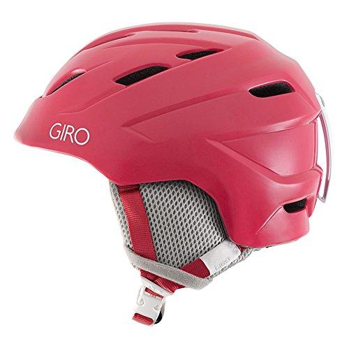 スノーボード ウィンタースポーツ 海外モデル ヨーロッパモデル アメリカモデル 2026333 Giro Youth Nine.10 Jr Snow Helmet (White Logo Streak, Small)スノーボード ウィンタースポーツ 海外モデル ヨーロッパモデル アメリカモデル 2026333