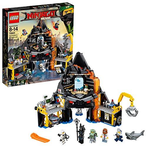 レゴ ニンジャゴー 6210200 LEGO Ninjago Movie Garmadon's Volcano Lair 70631レゴ ニンジャゴー 6210200