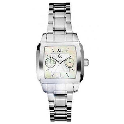 ゲス GUESS 腕時計 レディース 26502L1 【送料無料】Guess Collection Mother-of-Pearl Ladies Watch - 26502L1ゲス GUESS 腕時計 レディース 26502L1