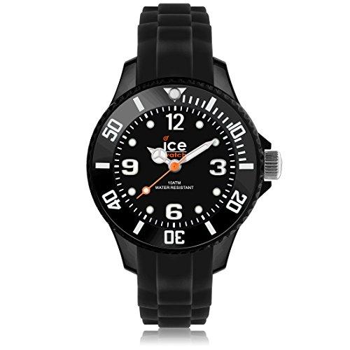 腕時計 アイスウォッチ メンズ かわいい 夏の腕時計特集 SI.BK.M.S.13 【送料無料】Ice-Watch SI.BK.M.S.13 Sili Forever Black Mini Watch腕時計 アイスウォッチ メンズ かわいい 夏の腕時計特集 SI.BK.M.S.13