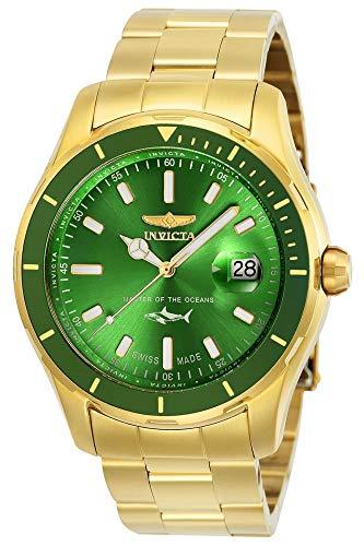 腕時計 インヴィクタ インビクタ プロダイバー メンズ 25812 【送料無料】Invicta Men's Pro Diver Quartz Watch with Stainless-Steel Strap, Gold, 22 (Model: 25812)腕時計 インヴィクタ インビクタ プロダイバー メンズ 25812