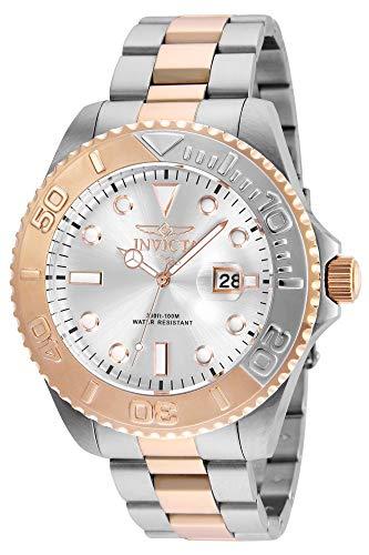 インヴィクタ インビクタ プロダイバー 腕時計 メンズ 24624 【送料無料】Invicta Men's Pro Diver Quartz Diving Watch with Two-Tone-Stainless-Steel Strap, 9 (Model: 24624)インヴィクタ インビクタ プロダイバー 腕時計 メンズ 24624