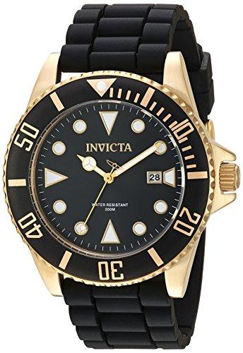 腕時計 インヴィクタ インビクタ プロダイバー メンズ 90303 【送料無料】Invicta Men's Pro Diver Stainless Steel Quartz Watch with Silicone Strap, Black, 21 (Model: 90303)腕時計 インヴィクタ インビクタ プロダイバー メンズ 90303