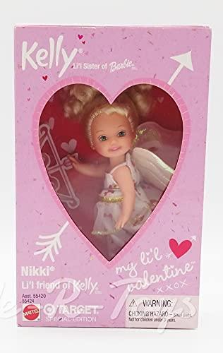 バービー バービー人形 チェルシー スキッパー ステイシー NIKKI My Little Valentine Kelly Doll 2001 Targetバービー バービー人形 チェルシー スキッパー ステイシー