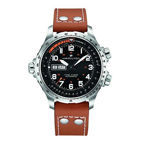 ハミルトン 腕時計 メンズ H77755533 Hamilton Khaki X-Wind Automatic H77755533ハミルトン 腕時計 メンズ H77755533