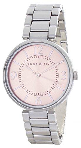 アンクライン 腕時計 レディース 00-L0ERG6- 【送料無料】Anne Klein Silver-Tone Round face Watch AK/2275rgsvアンクライン 腕時計 レディース 00-L0ERG6-