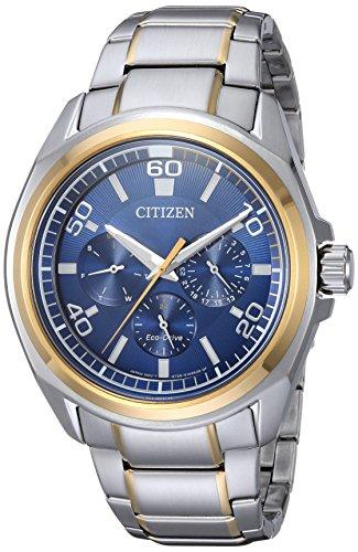 シチズン 逆輸入 海外モデル 海外限定 アメリカ直輸入 BU2064-58L 【送料無料】Citizen Men's Quartz Stainless Steel Casual Watch, Color:Two Tone (Model: BU2064-58L)シチズン 逆輸入 海外モデル 海外限定 アメリカ直輸入 BU2064-58L